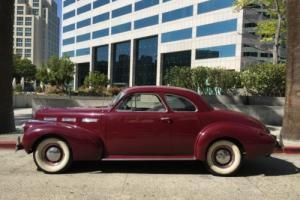 1940 LaSalle --