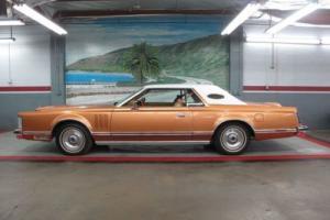 """1977 Lincoln """"Mark V"""" --"""