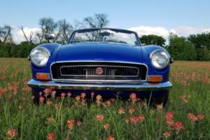 1971 MG MGB Roadster Photo