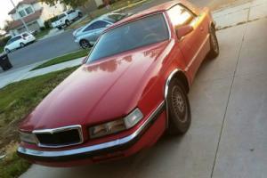 1989 Chrysler CONVERTIBLE Photo
