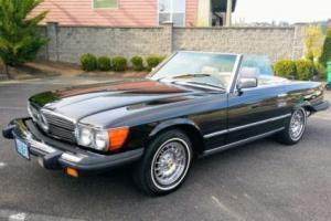 1981 Mercedes-Benz SL-Class Garage Kept 1 Owner