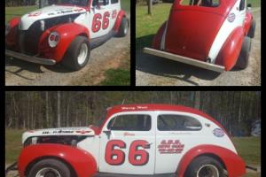 1940 Ford Race Car Stock Car Flat Head V8 FORD Photo