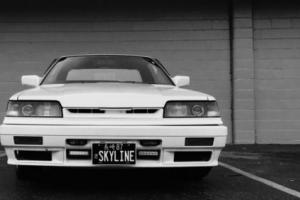 1987 Nissan Skyline Photo