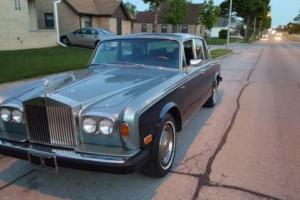 1978 Rolls-Royce Silver Shadow Silver shadow 2