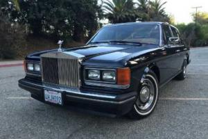 1989 Rolls-Royce Silver Spirit/Spur/Dawn Photo