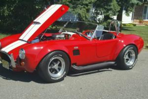 1966 Replica/Kit Makes Cobra