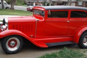 1930 Studebaker Coupe Photo