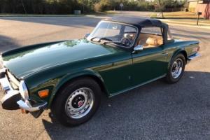 1976 Triumph TR-6