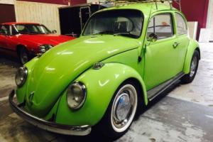 1966 Volkswagen Beetle - Classic Beetle