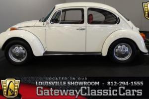 1974 Volkswagen Beetle-New --