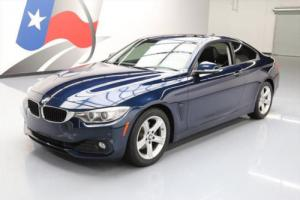 2014 BMW 4-Series 428I COUPE TURBO AUTO SUNROOF ALLOY WHEELS