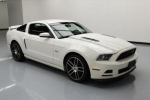 2013 Ford Mustang GT PREM C/S 5.0L AUTO HTD LEATHER