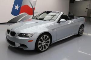 2013 BMW M3 CONVERTIBLE HARDTOP M DCT HTD SEATS NAV