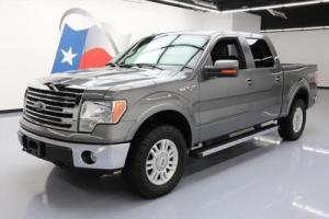 2013 Ford F-150 LARIAT SUPERCREW 4X4 SUNROOF NAV