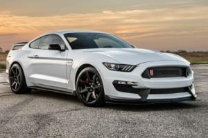 2016 Ford Mustang Shelby GT350R Hennessey HPE575