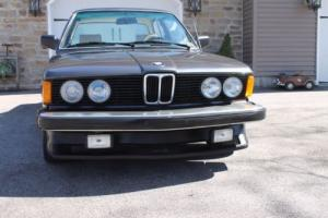 1982 BMW 3-Series LX Package