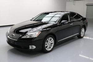 2012 Lexus ES 3.5L V6 CLIMATE SEATS SUNROOF