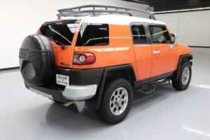 2013 Toyota FJ Cruiser 4X4 AUTO REAR CAM ROOF RACK
