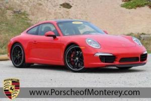 2015 Porsche 911 2dr Cpe Carrera S