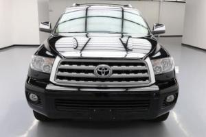 2015 Toyota Sequoia LTD 4X4 SUNROOF NAV REAR CAM