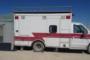 1995 Ford E-Series Van Ambulance