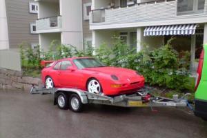 1993 Porsche 968 turbo