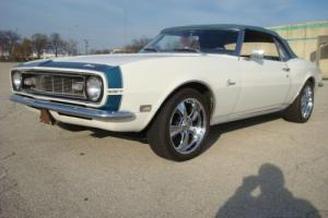 1968 Chevrolet Camaro convertible Photo