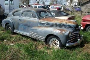1947 Chevrolet 2 door