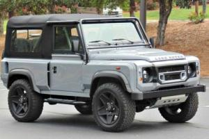 1994 Land Rover Defender Soft Top Photo