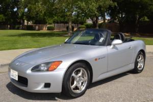 2002 Honda S2000 --