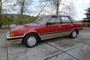 1983 Toyota Camry One Owner only 45k miles