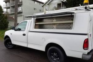 2000 Ford F-150 WORK SERIES UTILITY PICK-UP