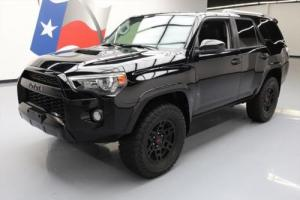 2015 Toyota 4Runner TRD PRO 4X4 LEATHER NAV CRAWL CTRL