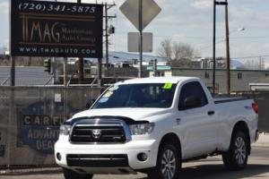 2013 Toyota Tundra TRD OFF ROAD SR5 4x4 2dr Regular Cab TRD Supercharged