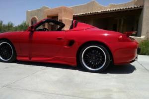 2002 Porsche Boxster X51