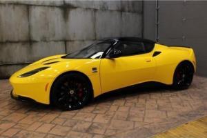 2014 Lotus Evora S 2+2 --