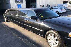 """2010 Lincoln Town Car Tiffany 10 Passenger Lincoln L Style 120""""Limousine"""