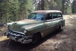 1954 Chevrolet Wagon