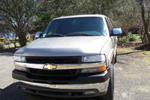 2001 Chevrolet Silverado 2500 LS
