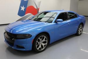 "2015 Dodge Charger R/T HEMI LEATHER NAV 20"" WHEELS"