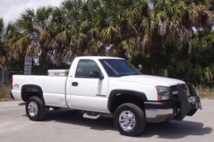 2003 Chevrolet Silverado 2500 4X4 FL Truck