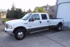 2005 Ford F-350 CREW CAB DUALLY