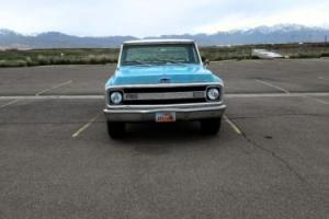 1969 Chevrolet C/K Pickup 2500
