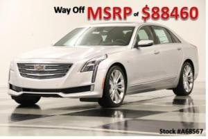 2016 Cadillac Other Platinum AWD