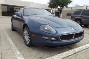 2002 Maserati Coupe MASERATI