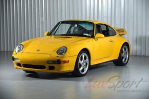 1996 Porsche Carrera GT --