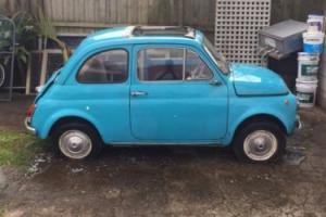 Classic Fiat 500 Bambino