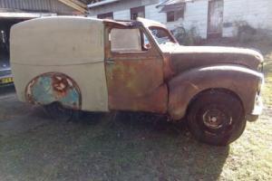 Austin Panel Van