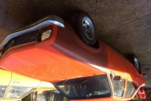 Holden torana 1975 lh Torana gpak manderine red