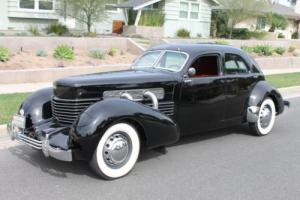 1937 Cord Supercharged Custom Beverly Photo
